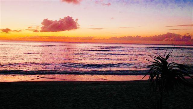 奄美大島 観光スポット 大浜海浜公園大浜ビーチ