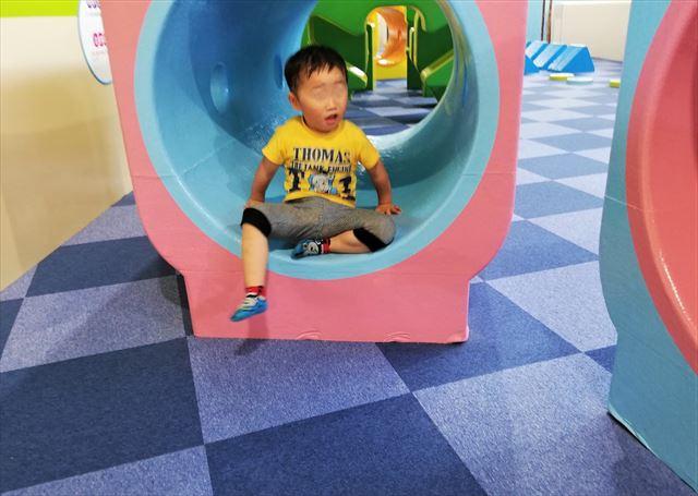 阿蘇ファームランド 幼児チャレンジ館