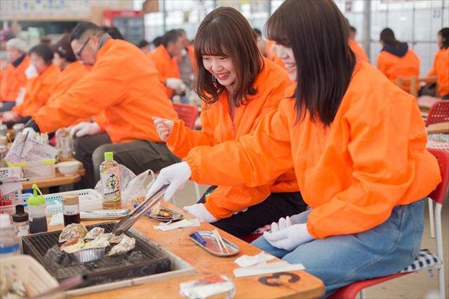 福岡 B級グルメ 糸島 牡蠣