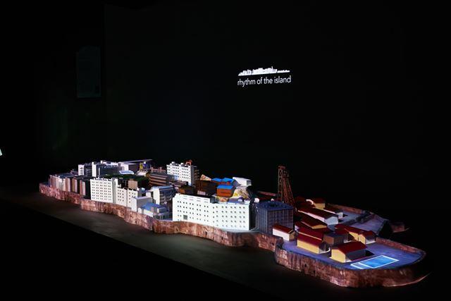 軍艦島ミュージアム