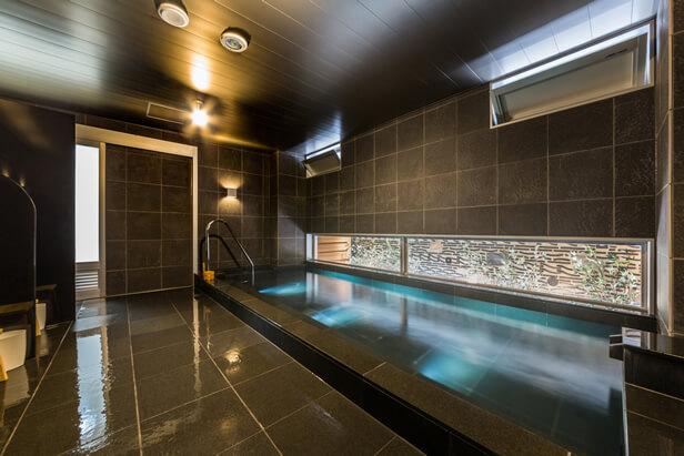 スーパーホテルLohas博多駅・筑紫口天然温泉 大浴場