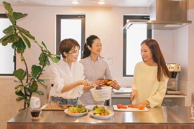 WeBase 博多 キッチン