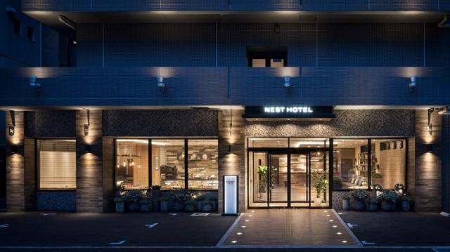 ネストホテル博多駅前 外観