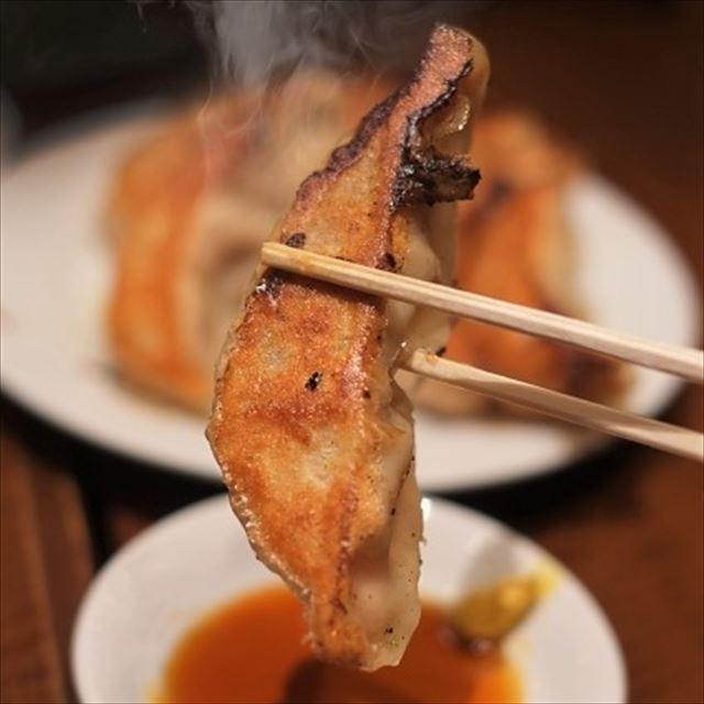 博多祇園鉄なべ こぶりな餃子