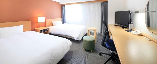 リッチモンドホテル博多駅前 客室