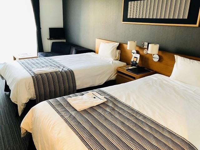 変なホテル スーペリアツイン ベッド