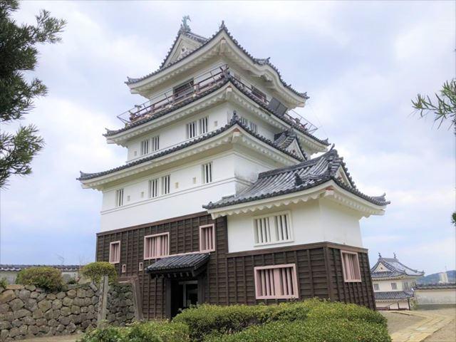 平戸 観光スポット 平戸城