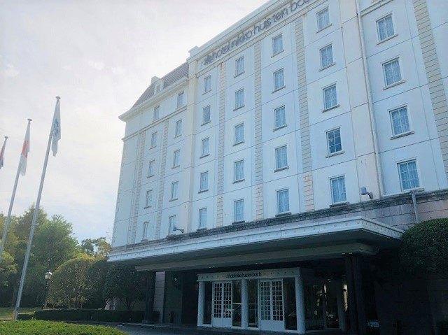 ホテル日航ハウステンボス 外観