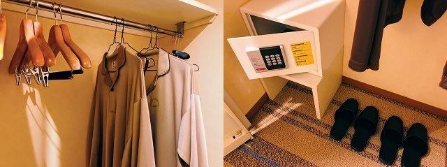 ホテル日航ハウステンボス 玄関 アメニティ