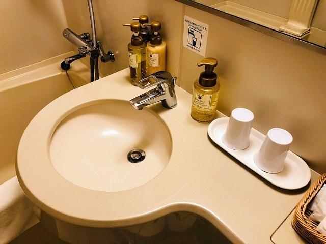 ホテル日航ハウステンボス 洗面台