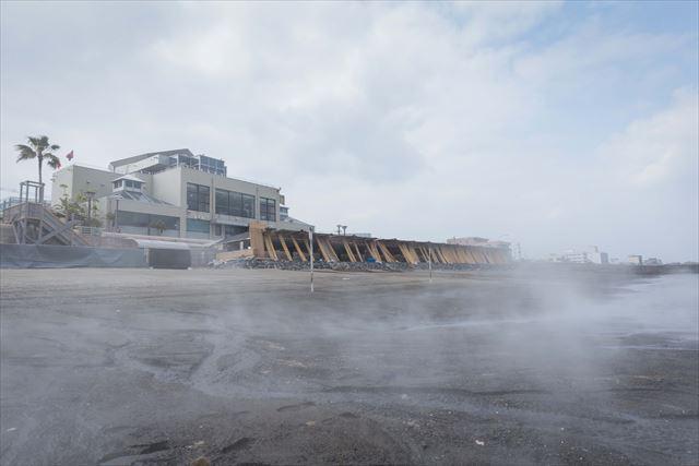 砂蒸し温泉と絶景を満喫~鹿児島の海の温泉街・指宿の王道観光モデルコース