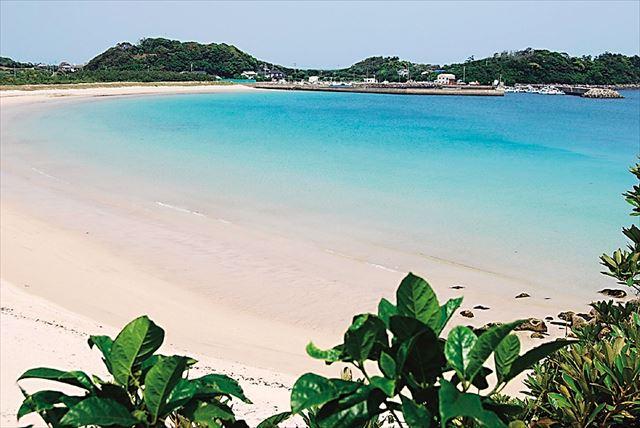 壱岐 観光 筒城浜