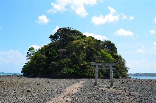 壱岐 観光 小島神社