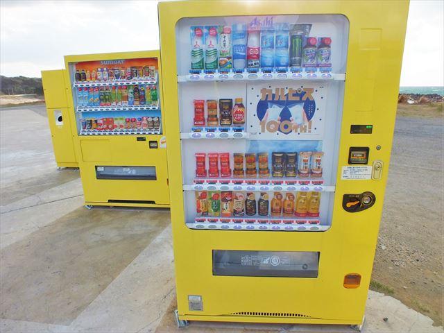 糸島 インスタ映え ジハングン 自動販売機