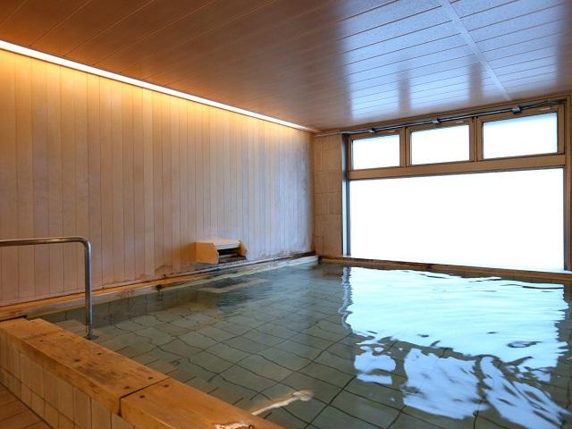 ホテル法華倶楽部鹿児島 大浴場