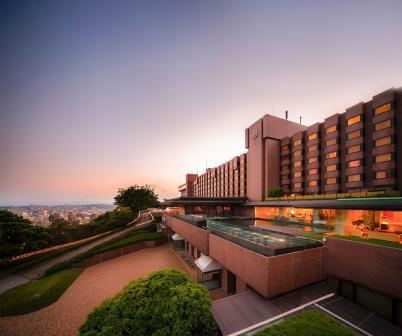 城山観光ホテル 外観