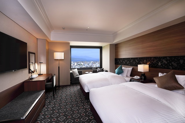 城山観光ホテル 客室