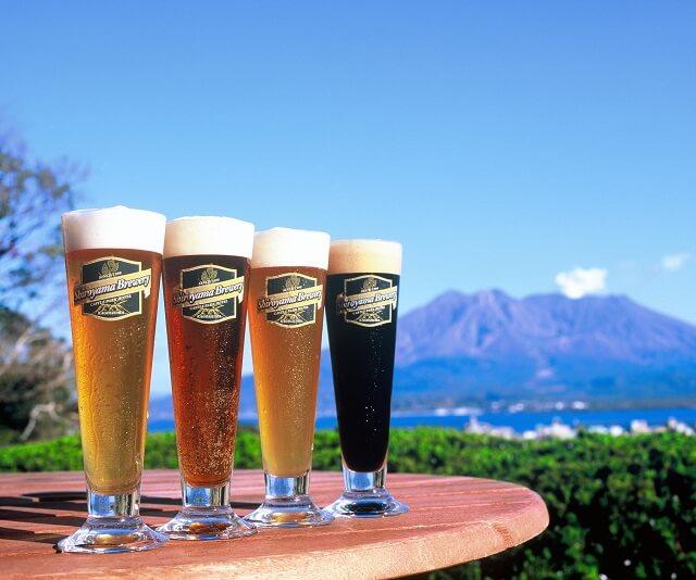 城山観光ホテル ブルワリー ビール