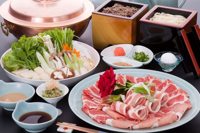 城山観光ホテル 食事 イメージ