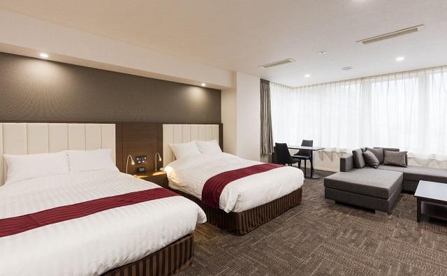 ホテルグランセレッソ鹿児島 客室 ジュニアスイート