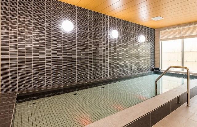 ホテルグランセレッソ鹿児島 大浴場