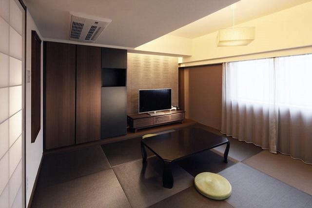 ホテルゲートイン鹿児島 和室