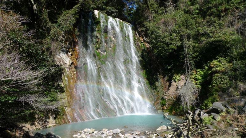 鹿児島 観光スポット 丸尾の滝