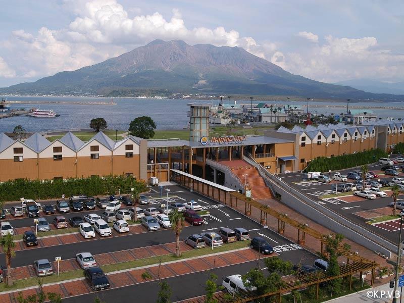鹿児島 観光スポット ドルフィンポート