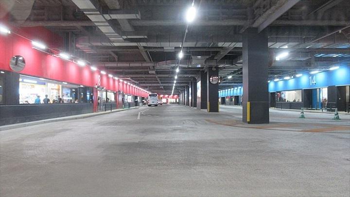 熊本バスターミナル のりば