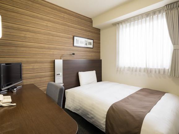 熊本 おすすめホテル コンフォートホテル熊本新市街 客室