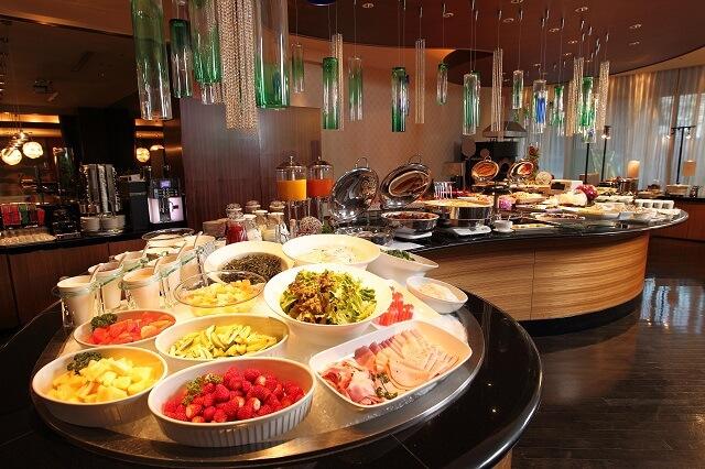 熊本 おすすめホテル ANAクラウンプラザホテル熊本ニュースカイ 朝食