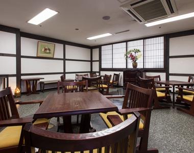 熊本 おすすめホテル 熊本和数奇司館 ロビー