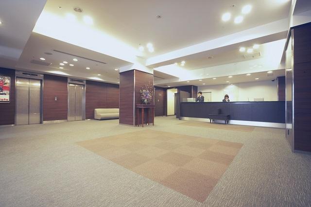 熊本 おすすめホテル 東急REI ロビー
