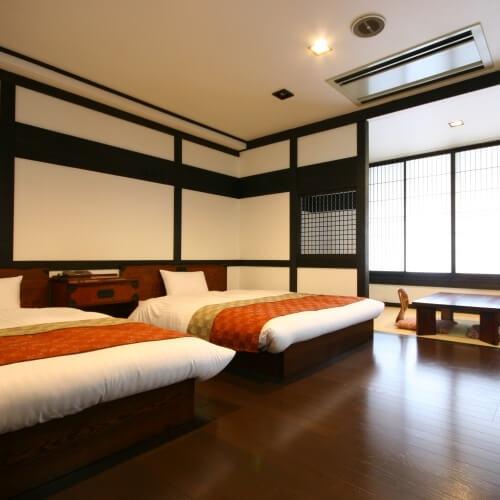 熊本 おすすめホテル 熊本和数奇司館 客室