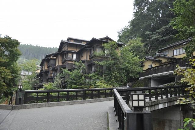 黒川温泉 風景 イメージ