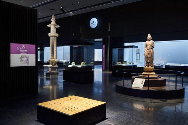 九州国立博物館 展示