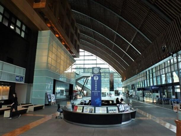 九州国立博物館 エントランス