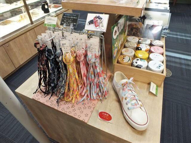 九州国立博物館 お土産 靴ひも