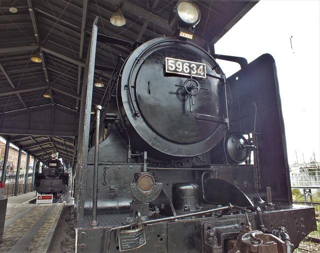 九州鉄道記念館 蒸気機関車