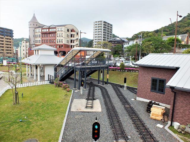 九州鉄道記念館 ミニ鉄道公園