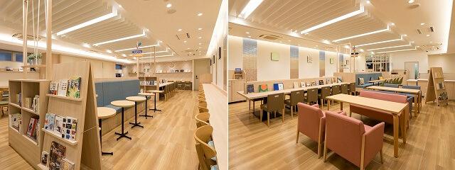 コンフォートホテル宮崎 ロビーカフェ