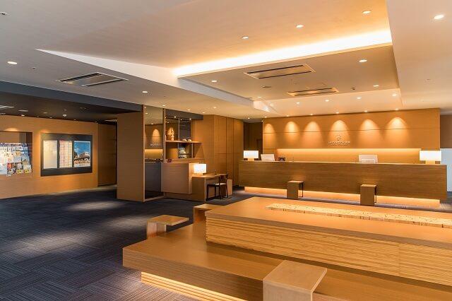 JR九州ホテル 宮崎 ロビー フロント