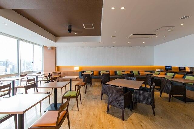 JR九州ホテル 宮崎 朝食会場