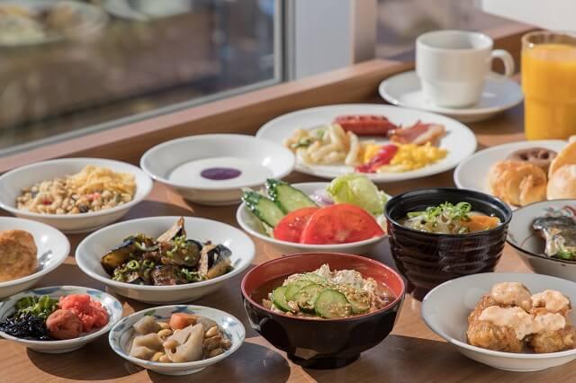 JR九州ホテル 宮崎 朝食