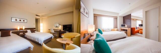 ホテルJALシティ宮崎 客室