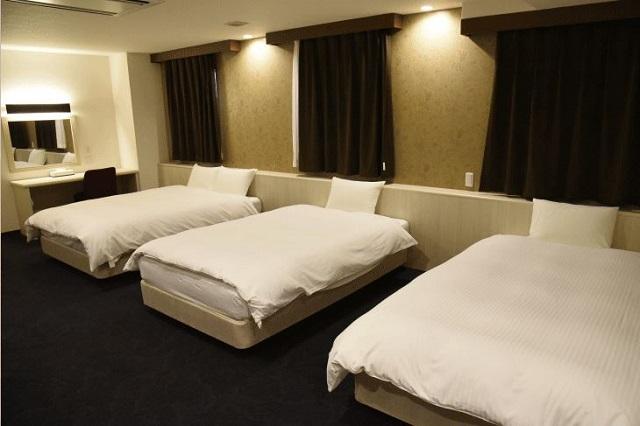 宮崎第一ホテル 客室