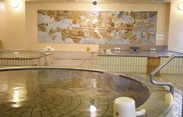 宮崎第一ホテル 大浴場
