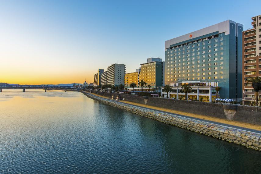 宮崎観光ホテル 外観