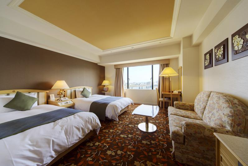 宮崎観光ホテル 客室
