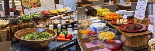 ホテルJALシティ宮崎 朝食